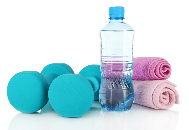 Are you taking too much water with you to the gym?
