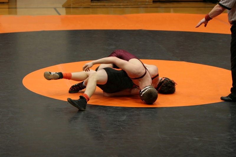 Wrestling can be one of the sports with the highest risk of concussions.